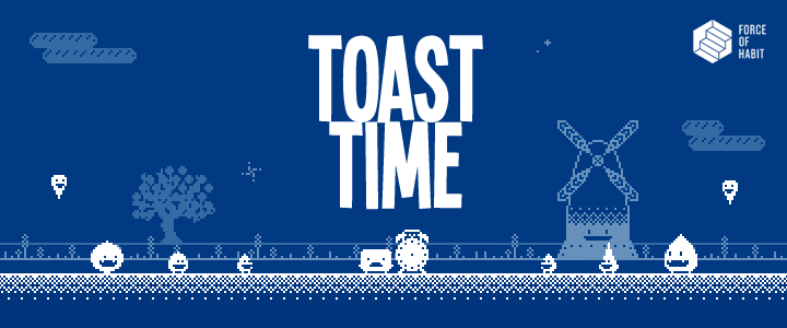 A Toast To Toast Time