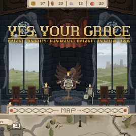 Indie Investigations: Yes, Your Grace, An Interview With Brave At Night