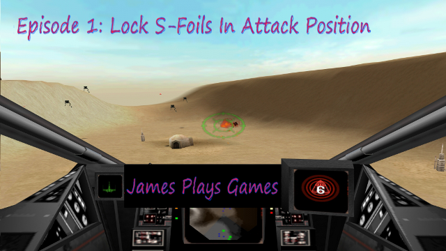 James Plays Games: Rogue Squadron
