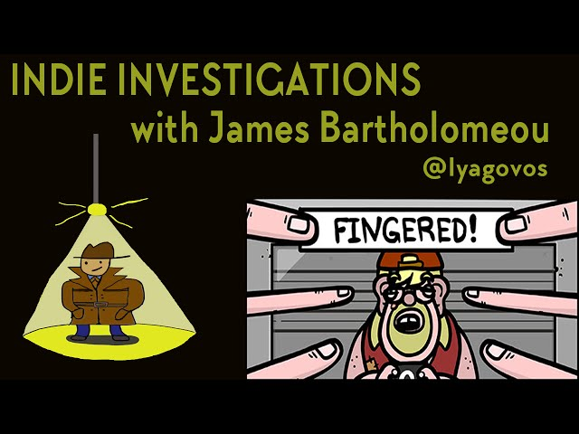 Indie Investigations: Fingered