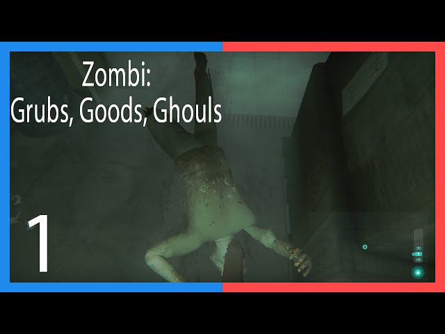 Straight Right's Zombi: Grub, Goods, Ghouls
