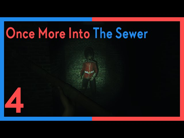 Straight Right's Zombi: Once More Into The Sewer