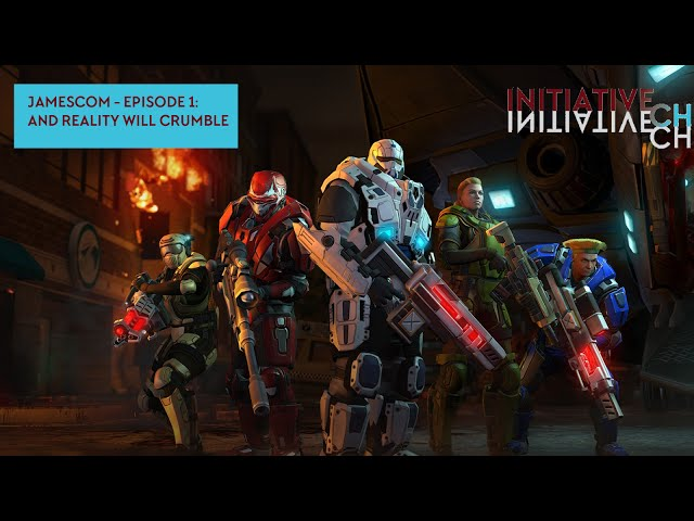 XCOM Let's Play –  JamesCOM: And Reality Will Crumble – XCOM Gameplay
