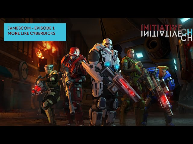 XCOM Let's Play – JamesCOM: More like CyberDICKS? – XCOM Gameplay