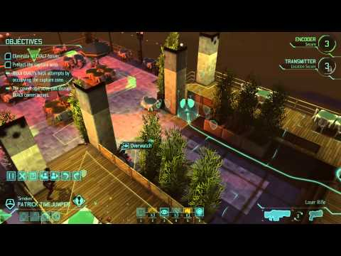 XCOM Let's Play – JamesCOM: No JamesCOM Left Behind – XCOM Gameplay