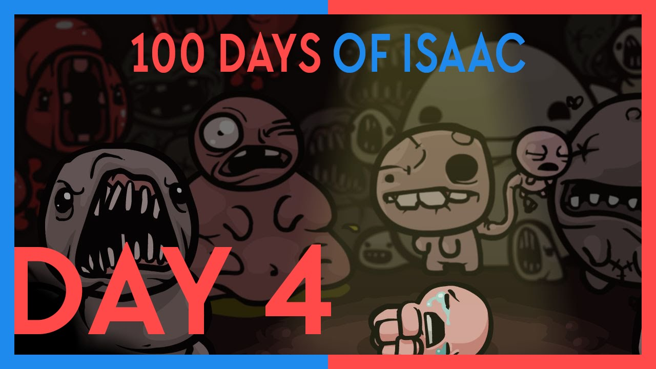 100 Days Of Isaac: Day 5