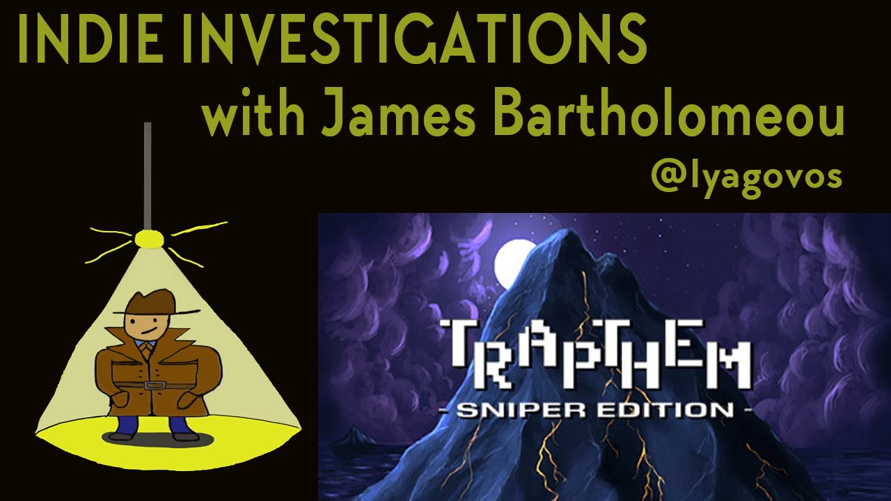 Indie Investigations: Trap Them: Sniper Edition