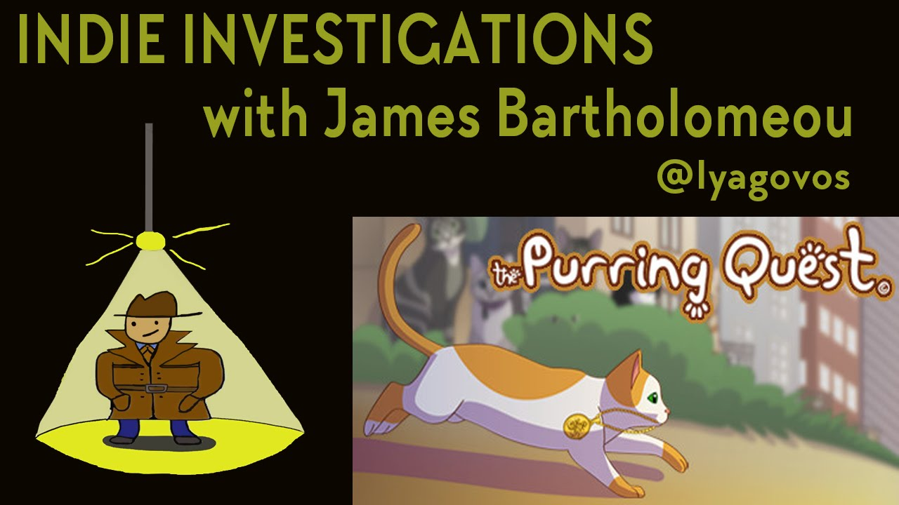 Indie Investigations: Purring Quest