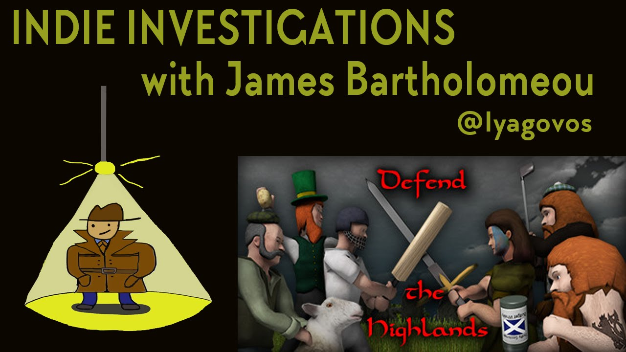Indie Investigations: Defend The Highlands
