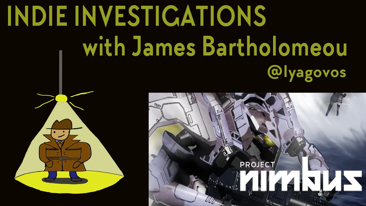 Indie Investigations Preview: Project Nimbus