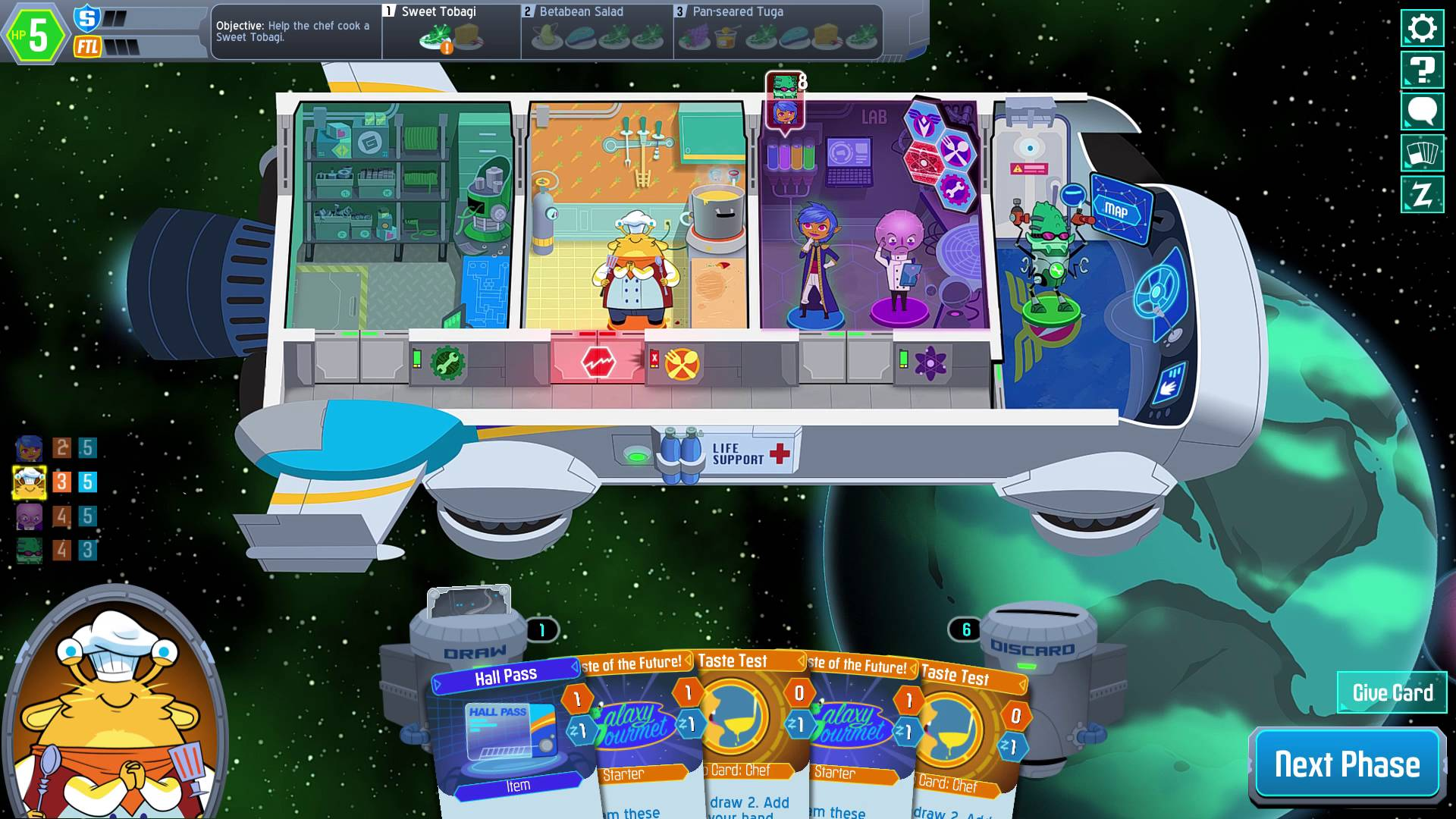 Indie Investigations Preview: Space Food Truck