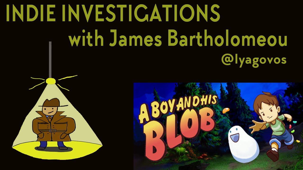 Indie Investigations: A Boy And His Blob