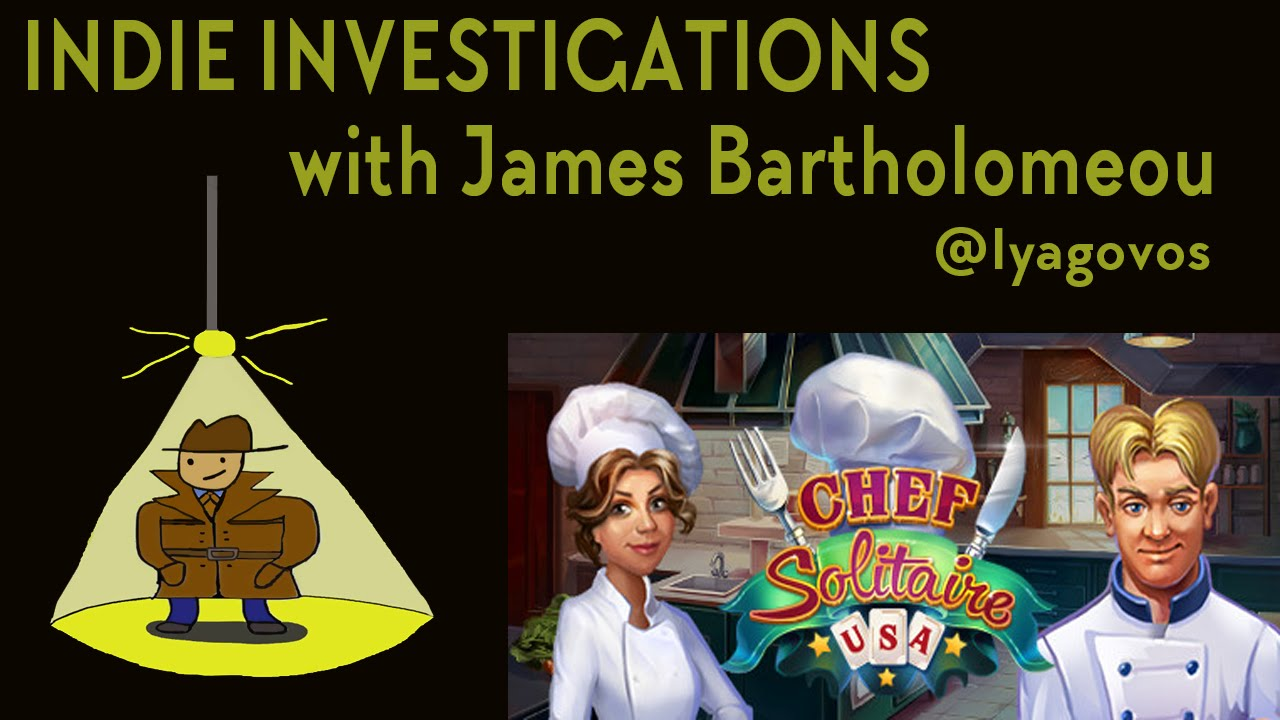 Indie Investigations: Chef Solitiare: USA