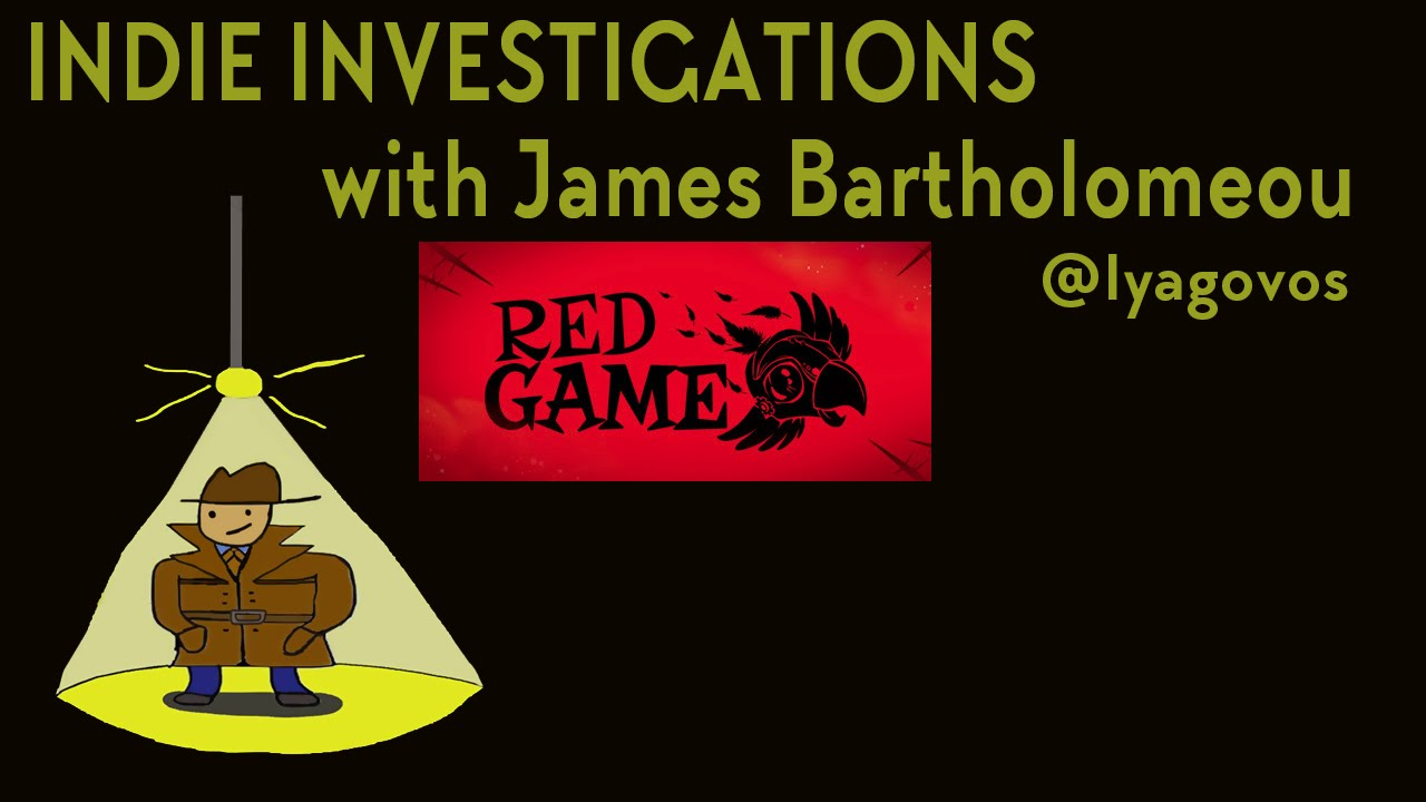 Indie Investigations: Red Game Without A Great Name