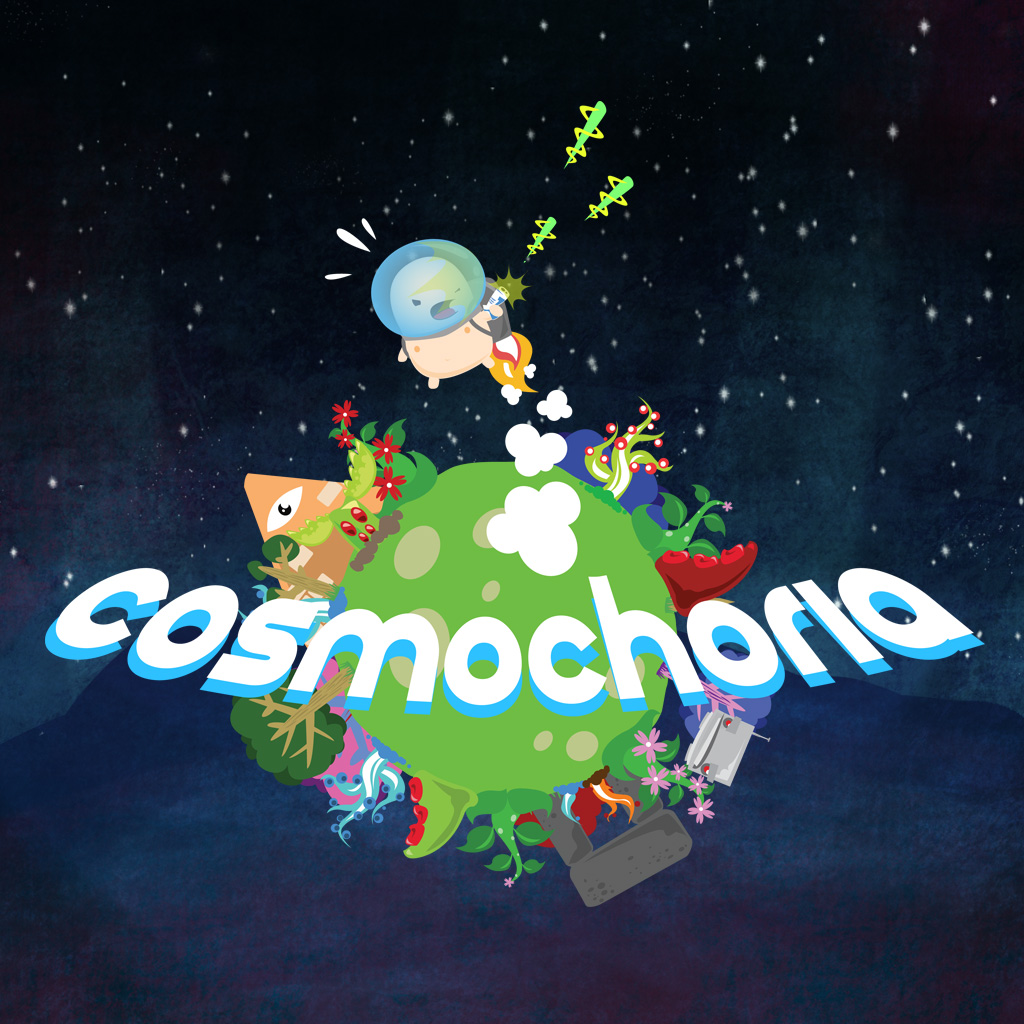 Cosmochoria: An Interview With Nate Schmold