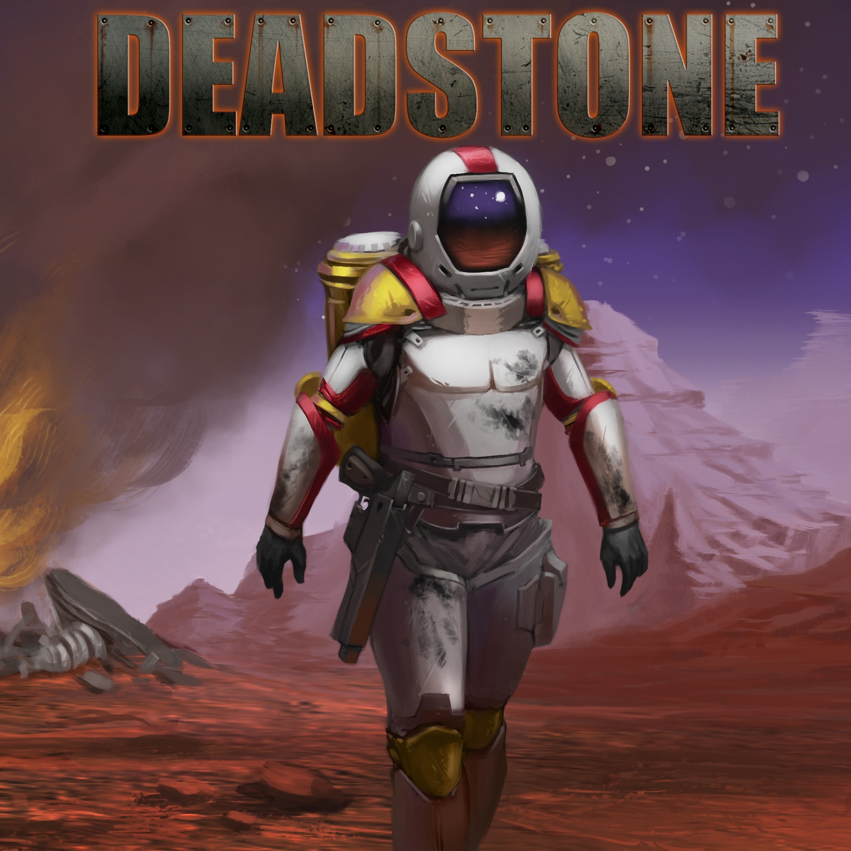 Review Of The Day: Deadstone