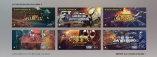 GOG.com Unveils Even More Star Wars Games