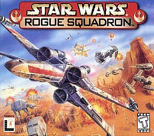 James Plays Games! Rogue Squadron Series – Complete!