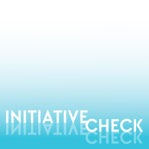 Initiative Check Podcast Reboot Special Edition Beta…Episode 1!