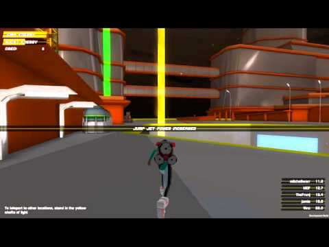 Indie Investigations Preview – Energy Hook ALPHA GAMEPLAY