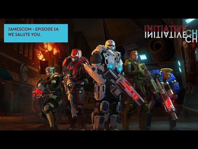 XCOM Let's Play – JamesCOM: We Salute You – XCOM Gameplay