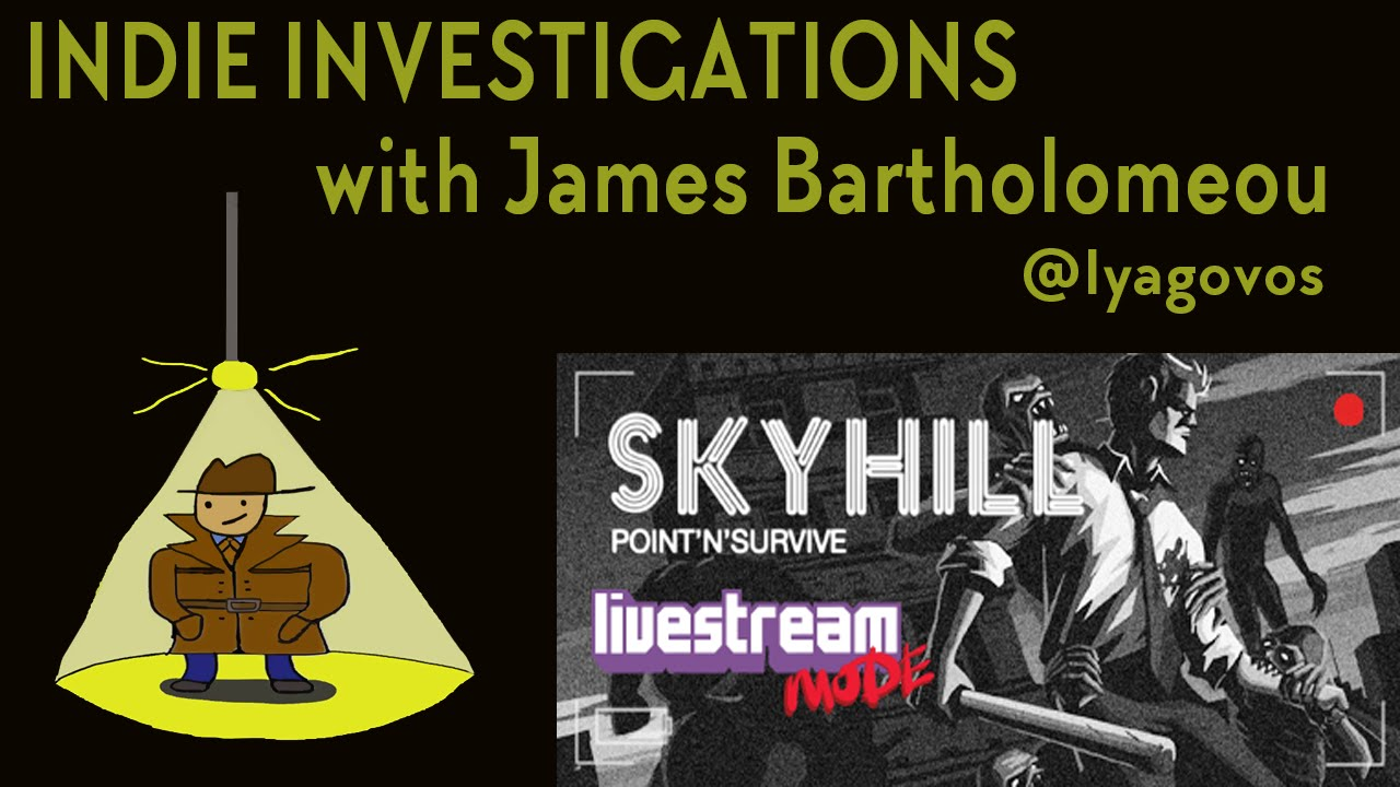Indie Investigations: Skyhill