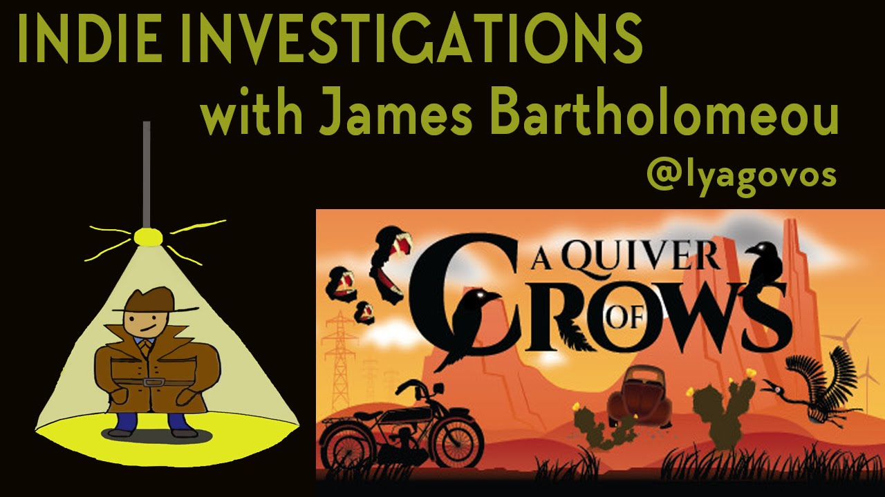 Indie Investigations Preview: Quiver of Crows