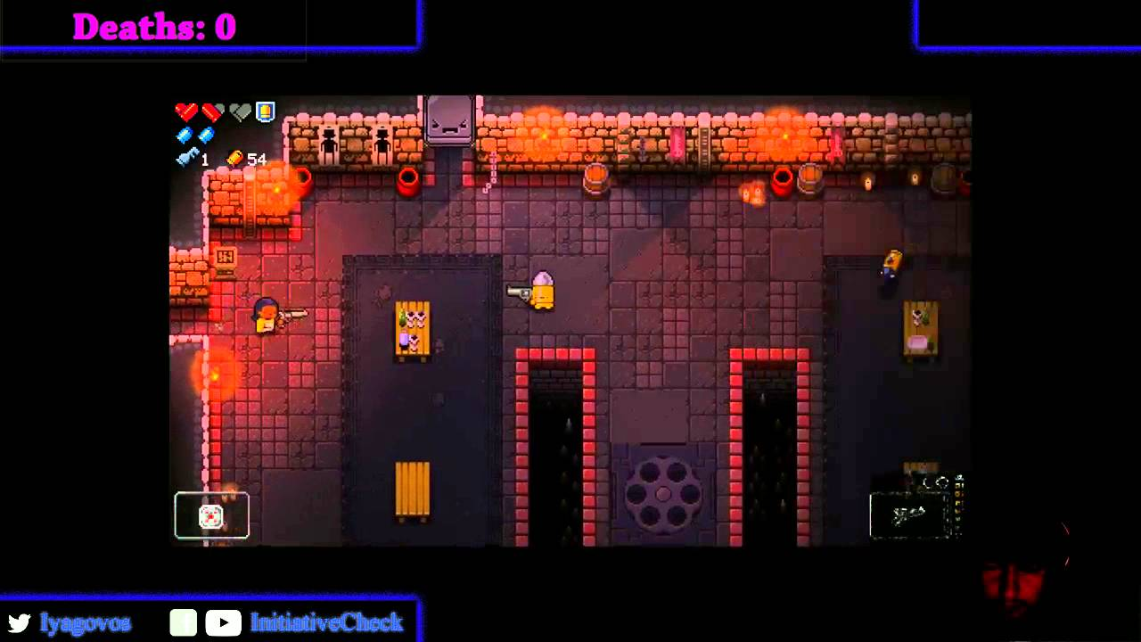 Indie Inquisitions – Enter The Gungeon – 1