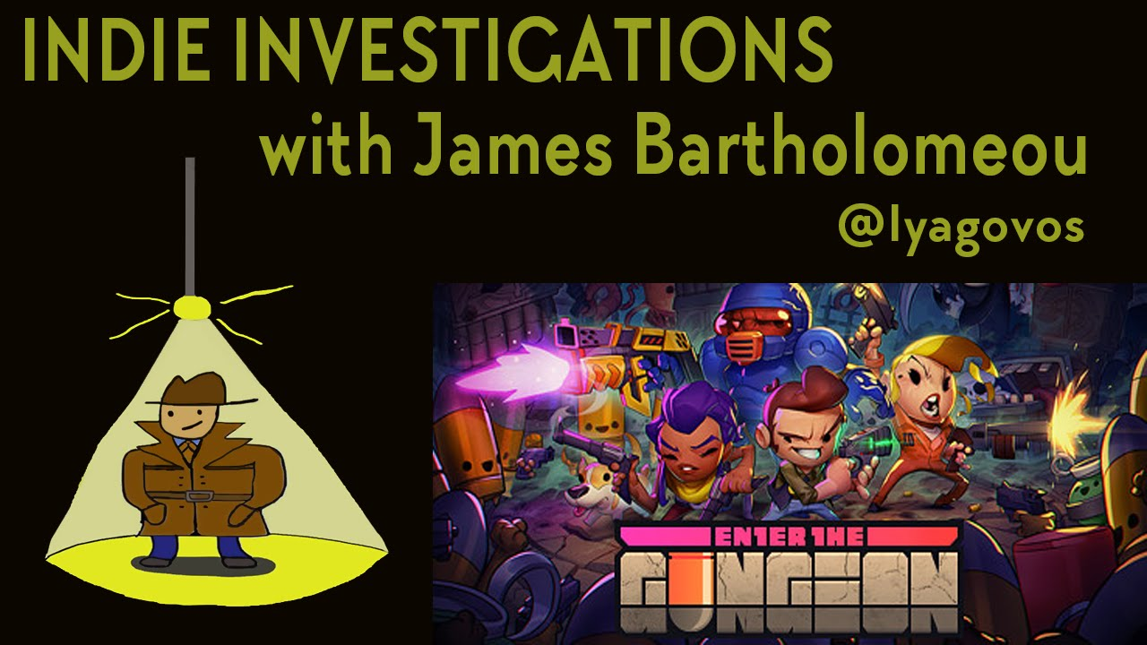 Indie Investigations: Enter The Gungeon