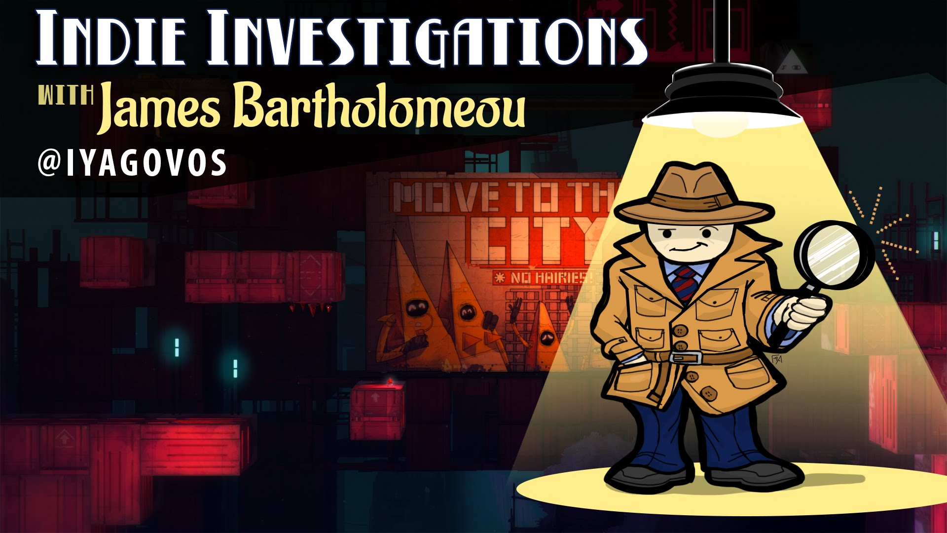 Indie Investigations: On Rusty Trails